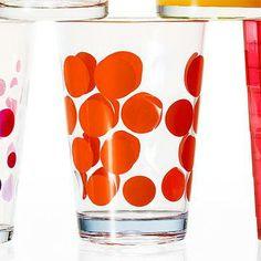 Dot Dot 7-oz. Juice Tumblers