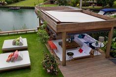 Integrada ao verde, casa de praia alia conforto à decoração equilibrada - Casa e Decoração - UOL Mulher