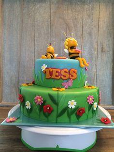 #mayadebij taart #mayathebee cake