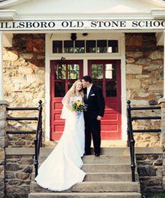 Old Stone School - Hillsboro, VA