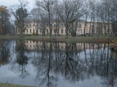 Alexander Palace (Modern day)