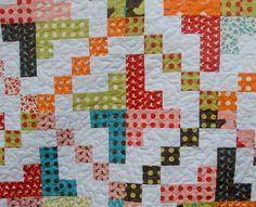 Digital pdf Quilt Pattern On a Jelly Roll di MeadowMistDesigns