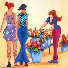 carolee clark artist -
