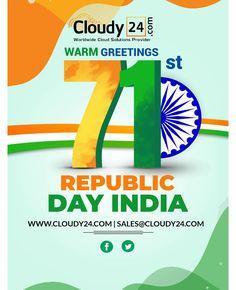 Republic Day India, Wordpress, Clouds, Events, How To Plan, Happy, Ser Feliz, Cloud, Being Happy
