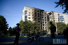 Lysychansk is now free of pro-russian separatists and terrorists, but what did they do to the city?