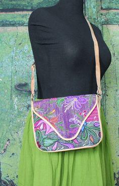 Chiapas fabrics and textiles