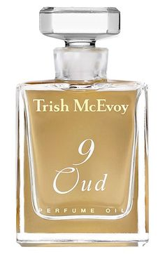 Trish McEvoy 'No. 9 Oud' Perfume Oil (Limited Edition) available at #Nordstrom