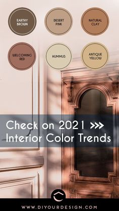The major paint companies predict 2021 color trends around different concepts. It is really exciting to announcing the 2021 home color trends. That's mean the year 2020 is passing away, and I am ready for this year to be over. Whatever your lifestyle is, I am sure that you can find a color that fits your needs in color trends for 2021. #2021colortrends #homecolortrends2021 #2021interiorcolortrends Warm Paint Colors, Behr Paint Colors, Trending Paint Colors, Popular Paint Colors, Kitchen Paint Colors, Paint Colors For Living Room, Paint Colors For Home, Family Room Colors, Home Decor Colors
