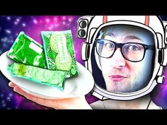 TRYING SPACE FOOD - YouTube