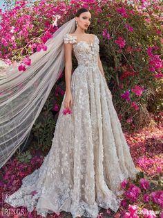 Galia Lahav Fall 2018 Wedding Dresses