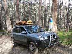 Toyota Rav4 4x4 Off Roading