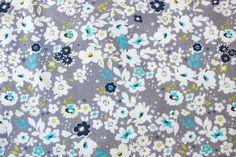 Stoff: Jersey mit Blumen Pom Pon, Sprinkles, Kids Rugs, Home Decor, Fabrics, Florals, Decoration Home, Kid Friendly Rugs, Room Decor