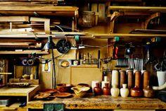 Handmade Holidays: Alan's Hand-Turned Wooden Bowl