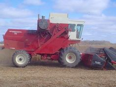 1544 best only red tractors images on pinterest international ih 715 freerunsca Images
