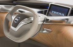 Nissan TeRRA, future car, SUV, futuristic car, Murano, futuristic car interior, Qashqai, concept, zero emission SUV, green car, vehicle, auto, automobile