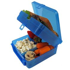 BrightBin non-toxic & eco-friendly lunch boxes on MB! The waste-free New Generation Lunch Box saves time and money!