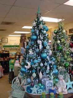 theme Christmas tree ideas
