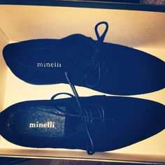 Minelli on my feet