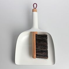 Dustpan and Brush via Ian Claridge
