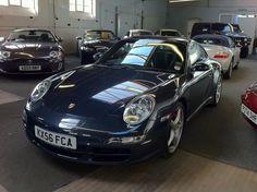 Porsche 911 997.1 Carrera 4S