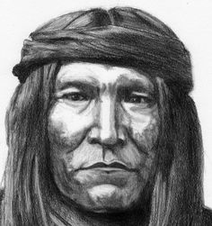 Cochise drawing***