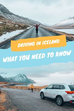 Driving in Iceland it's by itself an adventure! This is because every road unfolds incredible landscapes that will make you want to stop at all times. For your trip to go as smooth as mine read my tips and safety recommendations for a smooth road trip around Iceland. Driving in Iceland | Iceland road trip | Drive in Iceland | Rent a car in Iceland | Rental Company Iceland | Iceland | Rental Cars | Road Trip | Tips | #iceland #driving #roadtrip #roadtrip #rental #adventure #drive #tips