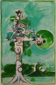 Graham Sutherland: Untitled