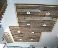 1 best images about Ceilings on Pinterest | Pallet ceiling, Pallets and Ceilings