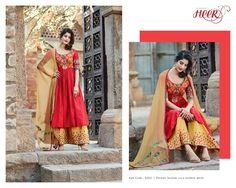 #Kimora #Heer #HeerVol12  #PartySuit #DesignerSuit #CeremonialSuit #WeddingSuit #CasualSuit #Online #Buy