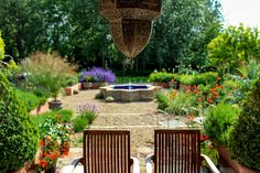 Garden & Landscape Design London by Adolfo Harrison Gardens Garden Landscape Design, Garden Landscaping, Barn Conversions, Apple Tree, Oak Tree, Botanical Gardens, Islamic, Patio, London