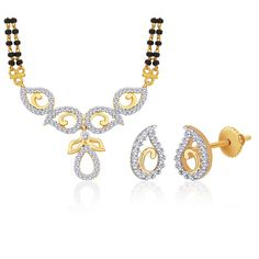 Beautiful mangalsutra for daily wear...see more http://www.weddingsonline.in/blog/tips-trends-in-the-mangalsutra-a-symbol-of-lovemarriage/