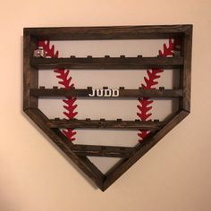 Your place to buy and sell all things handmade Baseball Display, Championship Rings, Ring Displays, Baseball Mom, Handmade Items, Handmade Gifts, Display Case, Frame, Etsy