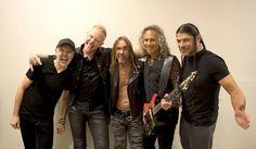 Juntos y en vivo, Metallica e Iggy Pop tocaron un tema de The Stooges de 1970