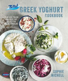 TOTAL Greek Yoghurt Cookbook Review : Great British Chefs