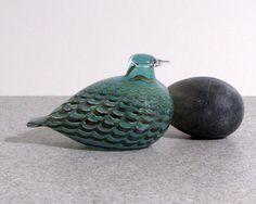 Sinisirri   |  1992   |   Birds by Toikka, p144