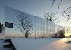 Casa Invisibile by Delugan Meissl Associated Architects | Inspiration Grid | Design Inspiration
