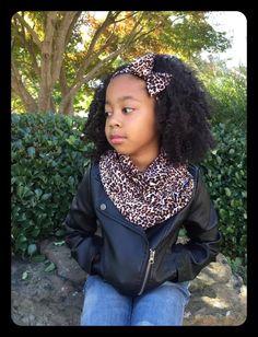 Miss  Maya she is so adorable scarf & headban from <3 https://www.facebook.com/OnlyForLittlePrincesses