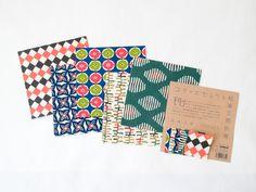 倉敷意匠 和染め工芸折り紙 15枚入 (モダン)