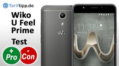 Wiko U Feel Prime | Test deutsch
