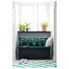 IKEA SÄLLSKAP sofa bench with storage