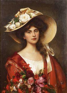 by Albert Lynch (1851-1912)