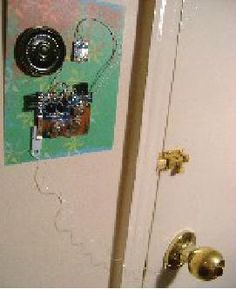 how to make a tripwire hook door