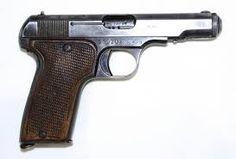 Výsledek obrázku pro MAB Model 'D' Pistol