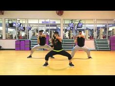Feeling Hot by Don Omar, Zumba Choreography by Mariadela - YouTube