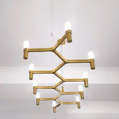 Crown Plana Linear Pendant | Nemo at Lightology