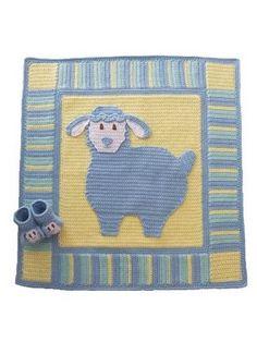 Manta para bebe tejidos en crochet :lodijoella