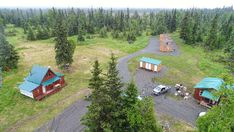 MLS #: 18-10631 Price: $535,000 Property consists of approx. 211.5 acres, a main cabin, a new 24x24 cabin, 4 rental cabins, and a shower house. New septic systems, a large driveway, and RV camping sites all located in the heart of a prime fishing and hunting area. Would be great as a campground, fish/hunting camp, an RV park, or any type of recreational-based business. Owner finance available. Contact me if interested! (907) 841-1814 Rv Camping, Campsite, Alaskan Cabins, Septic System, Outdoor Furniture Sets, Outdoor Decor, Rv Parks, Acre, Hunting