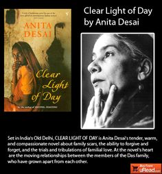 Anita Desai's 'Clear Light of Day'