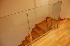 barandas de cristal para escalera  juuum