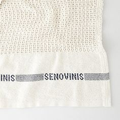 SENOVINIS COTTON BLANKET